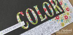 Inside the Lines designer series paper free saleabration stampin up scrapbook layouts Lyssa