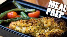 Parmesean Chicken Tenders - Powered by @ultimaterecipe