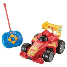 Fisher-Price My Easy Remote Control Car