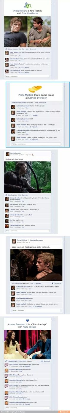 If the Hunger Games had Facebook