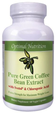 Svetol Green Coffee Bean Extract- 800mg of 100% Pure Green Coffee Bean Extract Svetol Safe and Effective All Natural Weight Loss Formula Start Losing Today! * Check out the image by visiting the link.