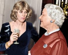Camilla: She told Diana \'You\'ve got everything you ever wanted. What more could you want?\' Diana replied: \'My husband\'