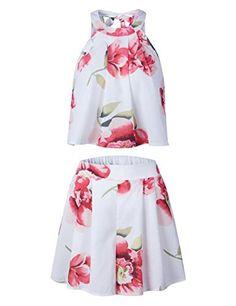 1fede5f4dd0 Womens-Floral-Printed-Summer-Dress-Romper-Boho-Playsuit-