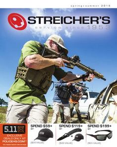 Streicher's spring summer catalog 2015