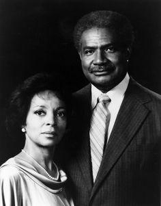 Ossie Davis et Ruby Dee. #blacklove <--- Ain't nothing like it. Love them!