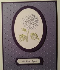 March 15, 2013  Best of Flowers, Teeny Tiny Wishes by Stampin Up