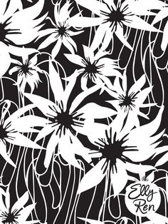 A stylised monochrome floral pattern. Available as Premium exclusive license @patternbank #textiledesignlab #designinspiration #fashion #fashionfabrics #fashionprint #fashiontextiles #interiors #pattern #patterndesign #surfacedesign #textile #textiles #textiledesign #textilepattern #womensfashion #womenswear #wintervibes #womensweardesigner Textile Patterns, Textile Design, Textiles, Air Force Blue, Sketchbook Drawings, Moon Garden, Natural Forms, Surface Pattern Design, Portfolio Design