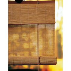 Roll'Up Bambou Caramel H.180 cm - CASTORAMA