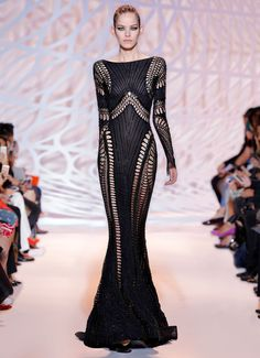 zuhair murad  Haute couture fall winter 2015 collection (8)