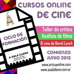 Cursos online de cine - Junio de 2012