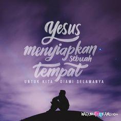 Tinggal Bersama Yesus