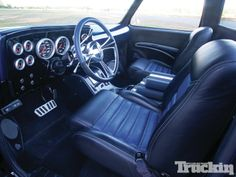 1986 chevy truck interior - Google Search
