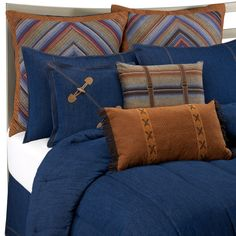 Denim Bedding Stonewashed Denim Duvet Cover Comforter