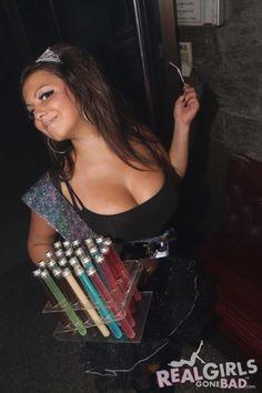 drunk girl big tits