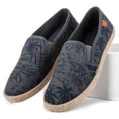 Espadrilky Hawaii T015-1B Toms, Espadrilles, Slip On, Flats, Sneakers, Hawaii, Fashion, Espadrilles Outfit, Loafers & Slip Ons