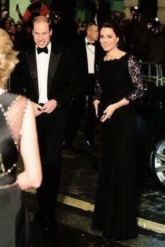 William and Catherine, November 2014
