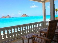 Lanikai House Rental: Newly Remodeled Beachfront Home With Gorgeous Ocean Views | HomeAway Hawaii