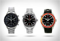 VINTAGE OMEGA WATCHES | BY HUCKBERRY