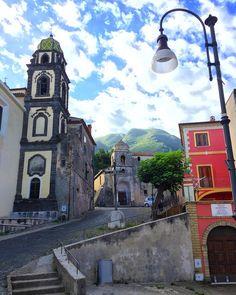 Solopaca - Benevento San Francisco Ferry, Italy, Building, Places, Travel, Tourism, Italia, Viajes, Buildings
