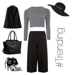 """""""Trending"""" by beckistansfield on Polyvore featuring Glamorous and Topshop"""