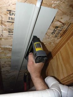 Heat spreaders attached to subfloor to improve the heating efficiency.