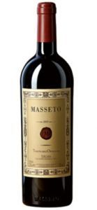 Masseto Igt. 1995 - Tenuta Dell'Ornellaia - colore rosso granato, con piacevoli sentori di ciliegia e  liquirizia.