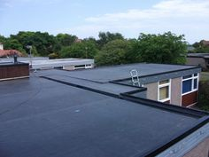 NEW JERSEY 4 BENEFITS OF INSTALLING EPDM EPDM is short for Ethylene Propylene Diene Monomer – also known as rubber roofing. Reasonably priced, it has been common in the U.S. for many years and is one of the most used roofing materials for a low-slope or flat roof. It also features superior wind, hail, and fire resistance than most other types of roofing materials. New Jersey 4 Benefits of Installing EPDM