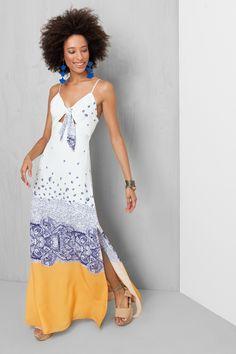 Vestidos etnicos verano 2019