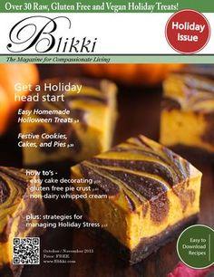Blikki Magazine -  RAwlos and Peppermint patties