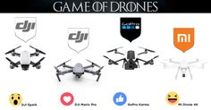 You want to start flaying drones? DJI Spark, DJI Mavic, GoPro Karma or Mi Drone Here& an overview of specs and camera features. Dji Spark, Mavic, Best Camera, Drones, Gopro, Specs, Karma, Cameras, Action