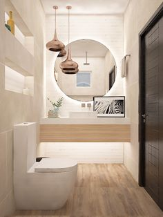 53 wonderful small bathroom remodel ideas on a budget in your home 1 Contemporary Bathroom Designs, Bathroom Design Luxury, Modern Bathroom Design, Bathroom Renos, Laundry In Bathroom, Small Toilet Room, Toilet Design, Amazing Bathrooms, Small Bathrooms