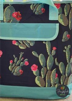 Cactus Tote Cooler