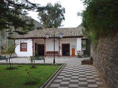 Vagacosmos, Ecuador, Ambato, quinta de Montalvo