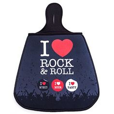 Lixeira para Carro I love Rock n Roll