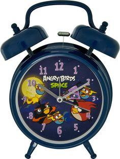 Angry Birds Space herätyskello