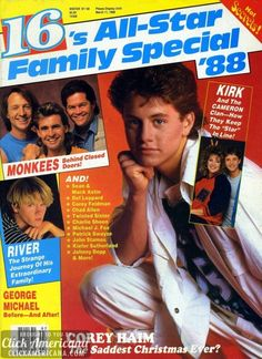 1987 16 Magazine