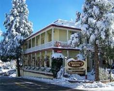 Lyle and the Groveland Hotel, A Gold Rush miner who haunts Room 15 in this Bed and Breakfast.