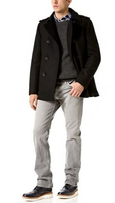Pea Coat by Mackage