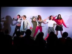 20151206 f(x) -  Electric Shock by 学習院女子大学 KPOP DANCE HANA
