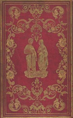 Cover of an antique book about India