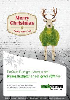 Prettig eindejaar van ForGrass kunstgras! #kunstgras www.forgrass.be