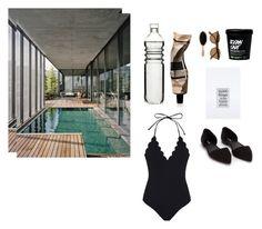 Designer Clothes, Shoes & Bags for Women Aesop, Dot And Bo, Bodysuit, Swim, Shoe Bag, Polyvore, Shopping, Shoes, Design