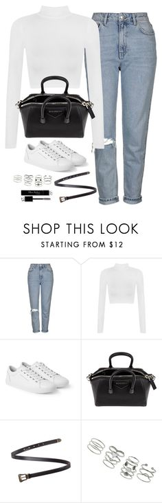"""""""Untitled#4430"""" by fashionnfacts ❤ liked on Polyvore featuring Topshop, WearAll, Dolce&Gabbana, Givenchy, Yves Saint Laurent, Christian Dior and Miss Selfridge"""