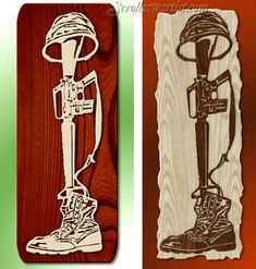 Scroll Saw Patterns :: Miscellaneous :: Military & Patriotic -