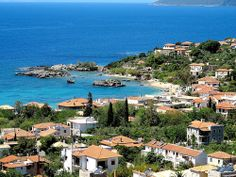 August 16 - Stoupa, Greece by tiredlegs2, via Flickr European Summer, Athens Greece, View Image, Travel Around, Bliss, Beautiful Places, Destinations, Greek, Traveling