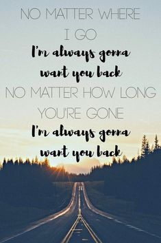 Want You Back ~ 5SOS