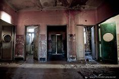 Sabinosa's sanitorium #sanatarium #sanatorium #hospital #buildings #architecture #medicine