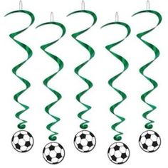 The Party Aisle Decorate your sports themed party with this Soccer Ball Whirl Centerpieces & Hanging Decor. Combined with additional decor to complete the look. Fancy Birthday Party, Sports Themed Birthday Party, Soccer Birthday, Birthday Party Decorations, Baseball Party, Soccer Party, Soccer Ball, Baseball Table, Sports Party