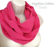 Shoply.com -Infinity Scarf Hot Pink Bubblegum. Only $20.00