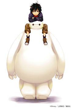 """Animator asal Jepang yang bernama Tekken ini mungkin lebih kalian kenali lewat karyanya yang berjudul Furiko/Pendulum, sebuah animasi yang singkat namun sangat menyentuh. Kali ini dalam rangka mempromosikan film animasi terbaru Disney, Big Hero 6 di Jepang, Tekken dipercayakan untuk membuat sebuah animasi singkat lengkap dengan lagu """"Story"""" yang dinyanyikan oleh AI. Video dibawah memiliki…"""